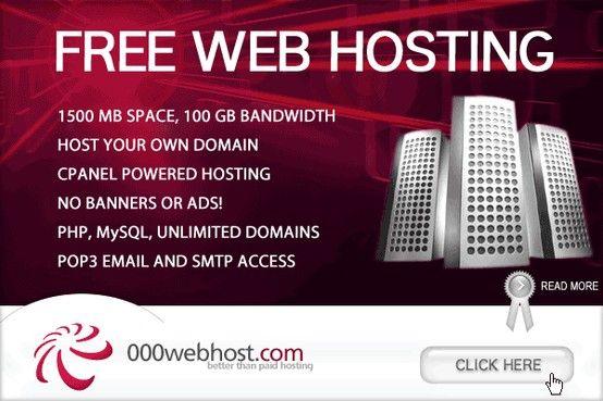 Free Web hosting http://www.000webhost.com/689758.html
