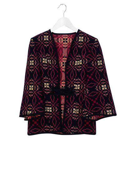 Welsh Tapestry Jacket