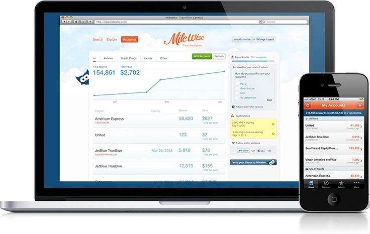 ITA by Google and MileWise let you search flights in cash, miles and points - ITA Software Blog