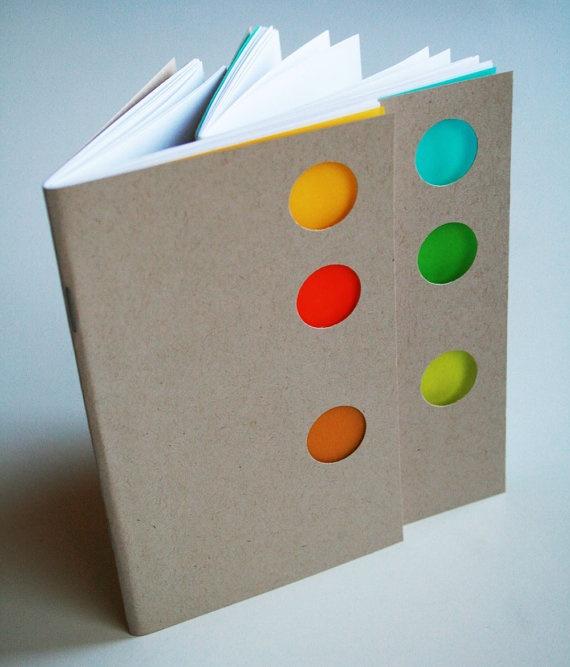 Cuadernos de bolsillo reciclados - Recycled Pocket Sketchbooks Eco Friendly by…