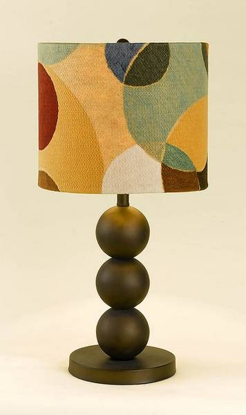 Lamps-Drum Shades/Table