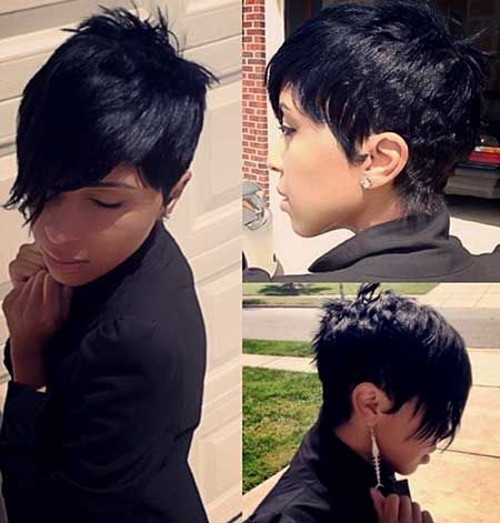 Short Pixie Hairstyles 2014 – 2015 – Page 10 of 21 – Latest Bob HairStyles