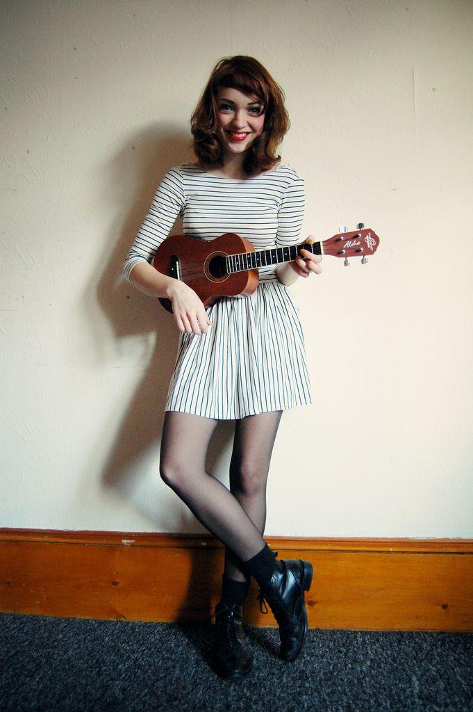 Red dress ukulele chords valentine
