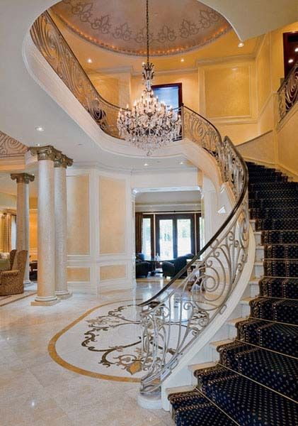 Best 946 Best Staircases With Metal Images On Pinterest 400 x 300