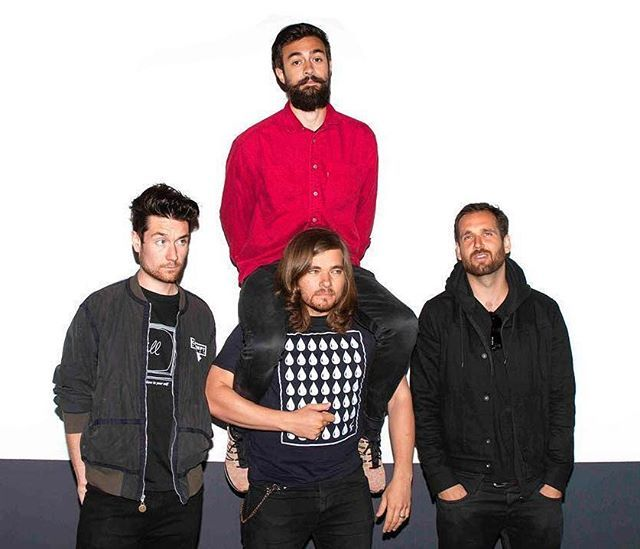 Props to Bastille for making yet another brilliant (and weird) music video