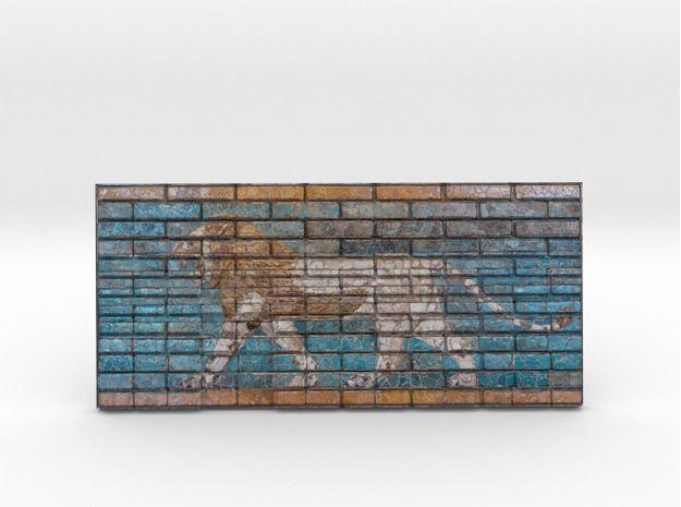 Lion of Bab'El  by ARZNAK