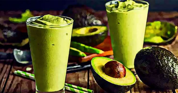 6 Avocado Smoothie And Juice Recipes And Their Benefits