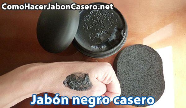 Descubre cómo hacer jabon negro africano en casa, el mejor jabón Detox casero. Aprende con esta guía y el vídeo fácil para elaborar el jabón negro.