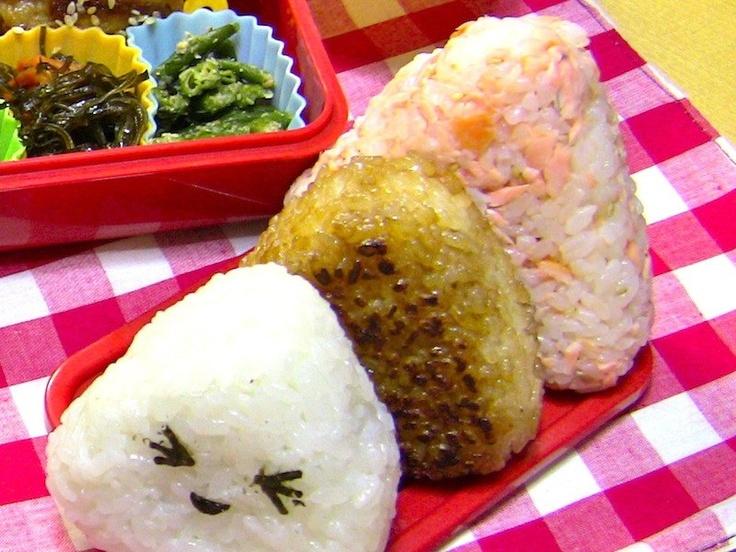 Recette d'onigiri Celle avec le gout a l'EXTERIEUR