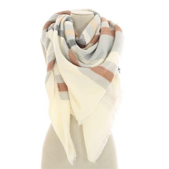 Maxi écharpe - Collection Bonnet-écharpe-gants - Pimkie France