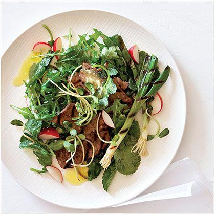 ... Onion Salad   salad   Pinterest   Grilled Beef, Onion Salad and Beef