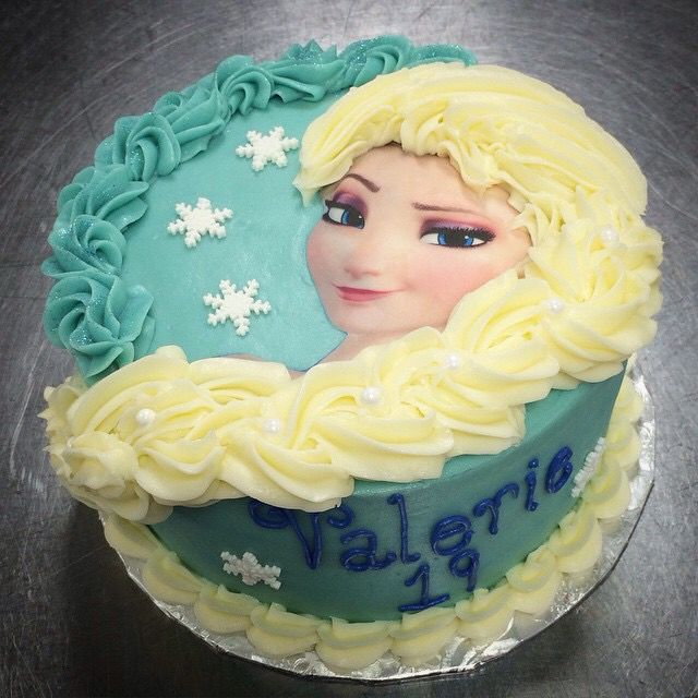 22 best Birthday cakes for Pey images on Pinterest Frozen