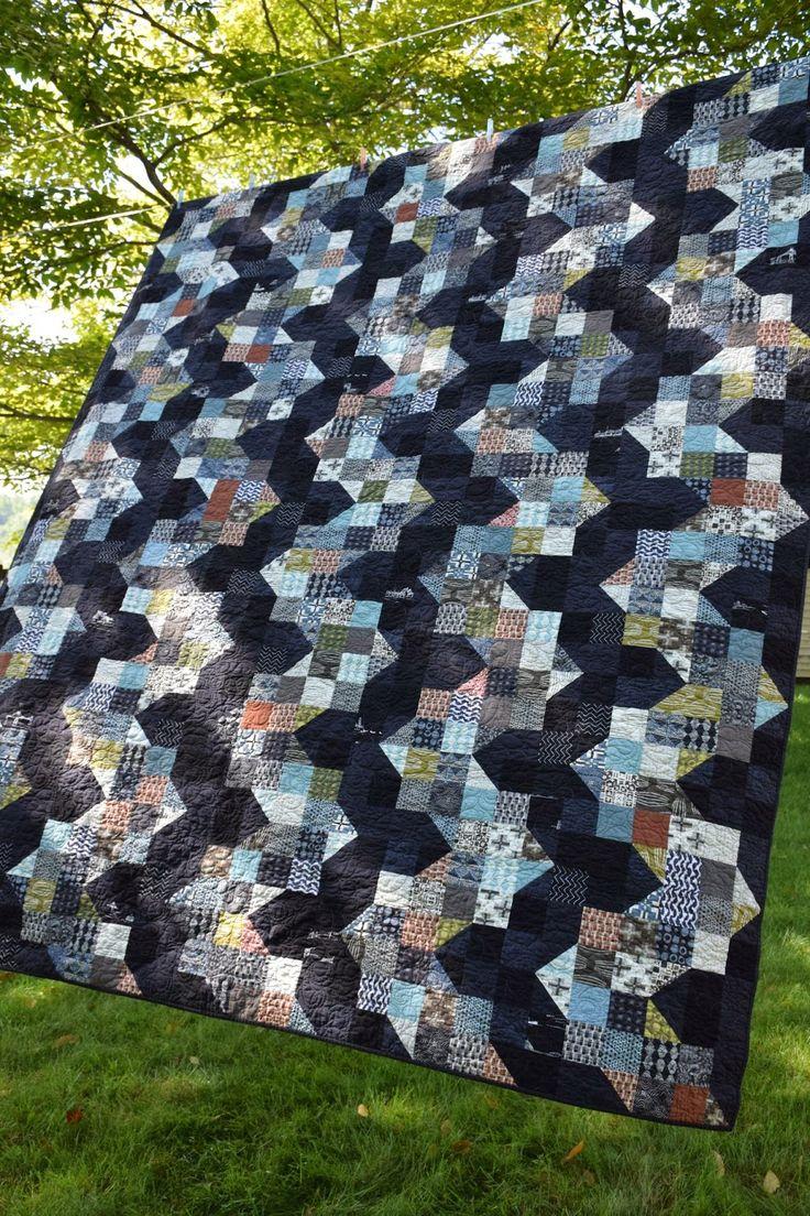 Pattern: Ups & Downs by Sarah Fielke