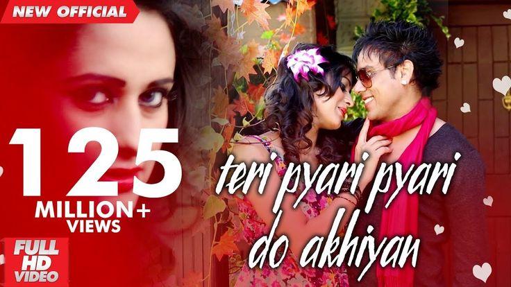 Teri Pyari Pyari Do Akhiyan Original Song Sajjna Bhinda Aujla Bobby Layal Feat Sunny Boy Terebinadilnahiolagna Teripya Mp3 Song Songs Romantic Songs
