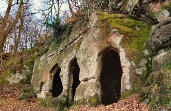 Hermit's Cave, Dale Abbey