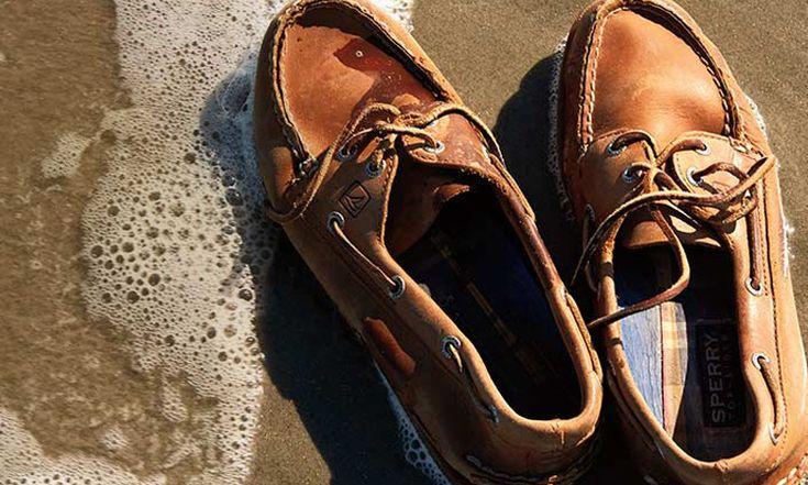Concours : Tentez de gagner une paire de chaussures Sperry