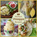 16 Perfect Pineapple Recipes