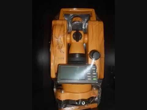 Digital Theodolite South ET 02 DT Murah Bandung