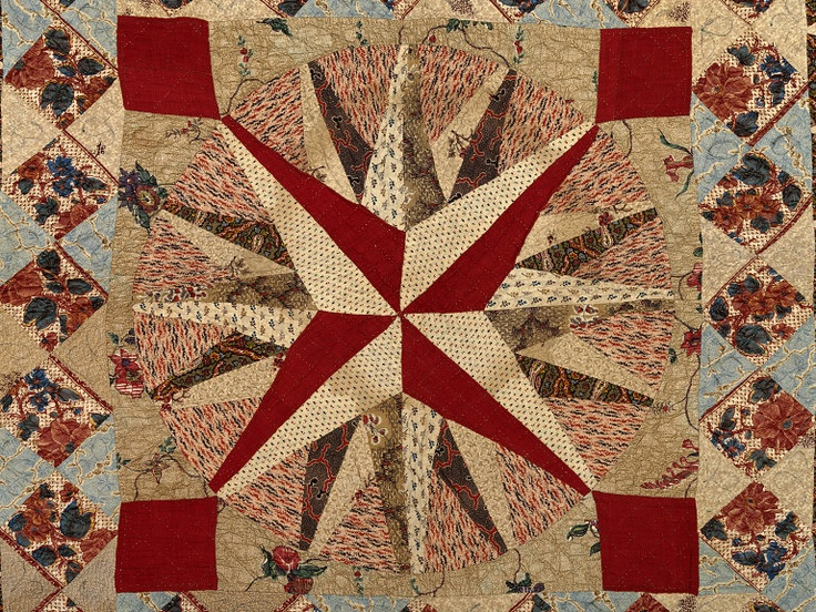 15 Best 19th Century English Quilts Images On Pinterest