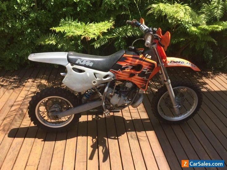 KTM 60 SX motocross bike / dirt bike #ktm #mustang #forsale #australia
