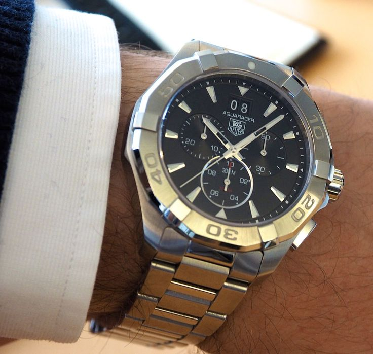 2015 TAG Heuer Aquaracer 300m CAY1110 | TAG Heuer- Watches ...