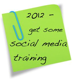 Social Media Training - I run workshops in London and in-house training for clients in all aspects of social media marketing.