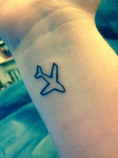 infinity tat with this plane