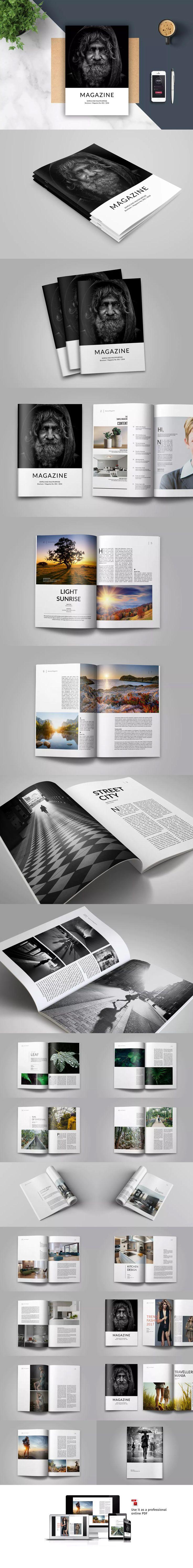 simple magazine layout ideas muco tadkanews co