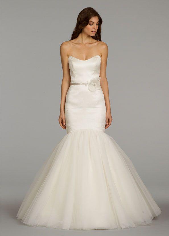 Bridal Gowns, Wedding Dresses by Alvina Valenta - Style AV9402
