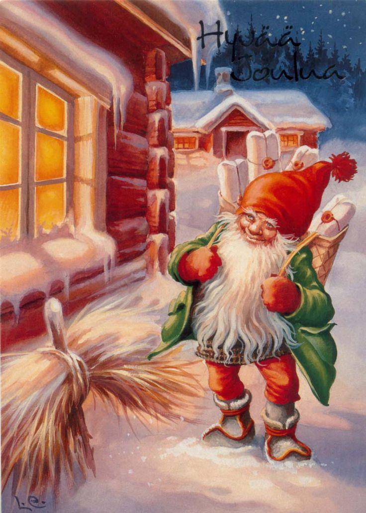 Картинки с рождеством финским, котами смешные