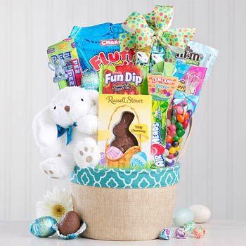 27 best easter gift baskets images on pinterest easter gift easter gift baskets negle Gallery