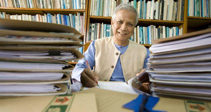 El Premio Nobel de Paz y padre de la economía solidaria, Muhammad Yunus, dijo que uno de los defectos del sistema capitalista es que nos hace pensar que la única forma en la que podemos sobrevivir es consiguiendo un empleo.