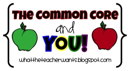 What the Teacher Wants - Lots of ideas of how to implement the new Common Core in your classroom.