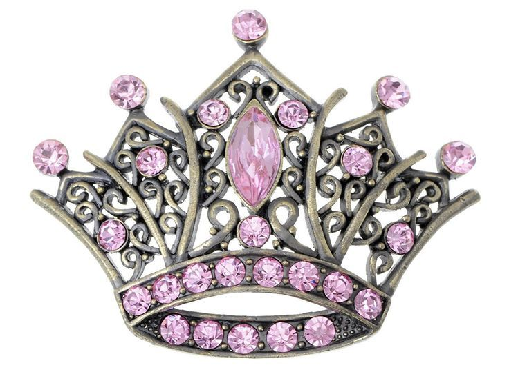 Корона принцессе картинка