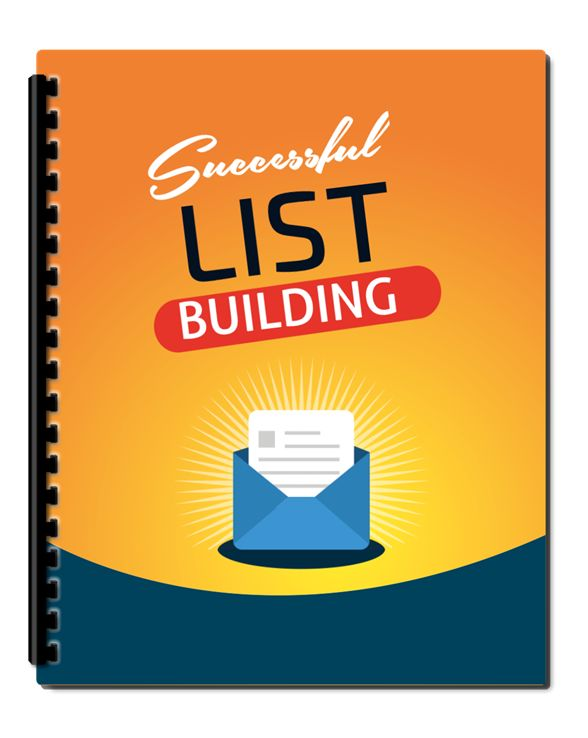 Successful List Building PLR Report - http://www.buyqualityplr.com/plr-store/successful-list-building-plr-report/.  #SuccessfulListBuilding #ListBuilding # ListBuildingTips #EmailMarketing #ListBuildingTool Successful List Building PLR Report List Building – An A-Z Guide to Making Money by Connecting With Your Market The company Bath and Body works recognized the power of an email list and last year set....