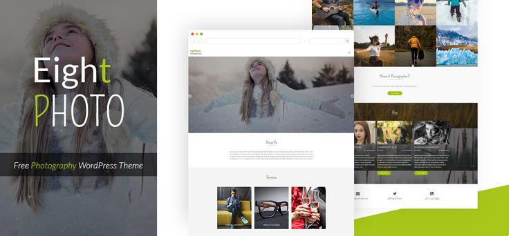 Mejores 18 imágenes de Free WordPress Themes - 8Degree Themes en ...