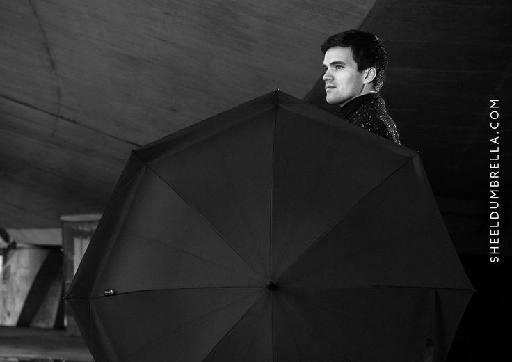- the real dry umbrella - sheeld, umbrella, fashion, stylish, design