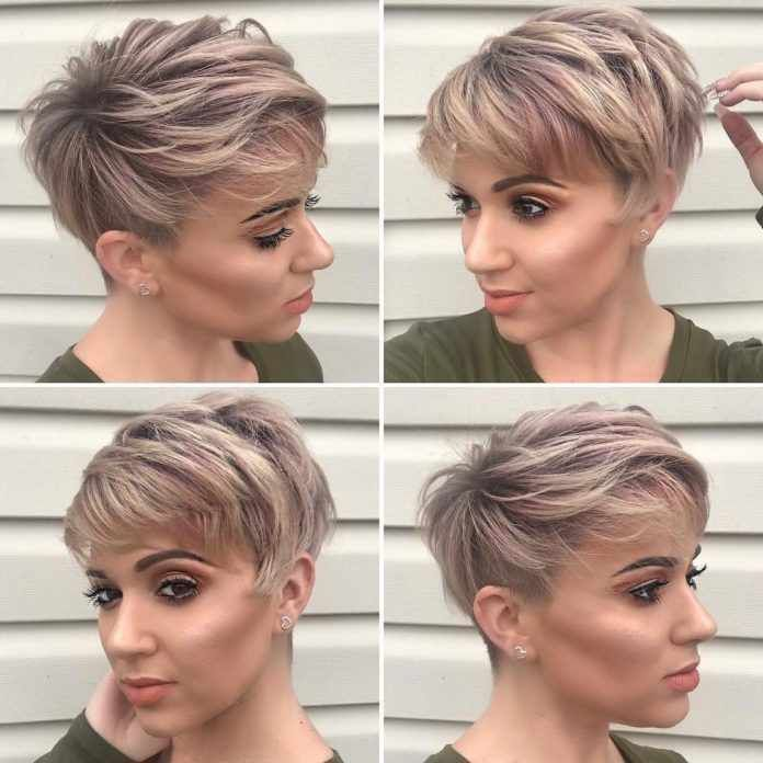 40 Beautiful Short Pixie Cut Hairstyles 2019