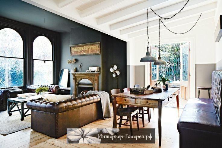 Стильные интерьеры кухни, идеи интерьера кухни