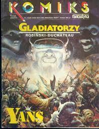 "Seria: ""Yans"" ""Gladiatorzy"""