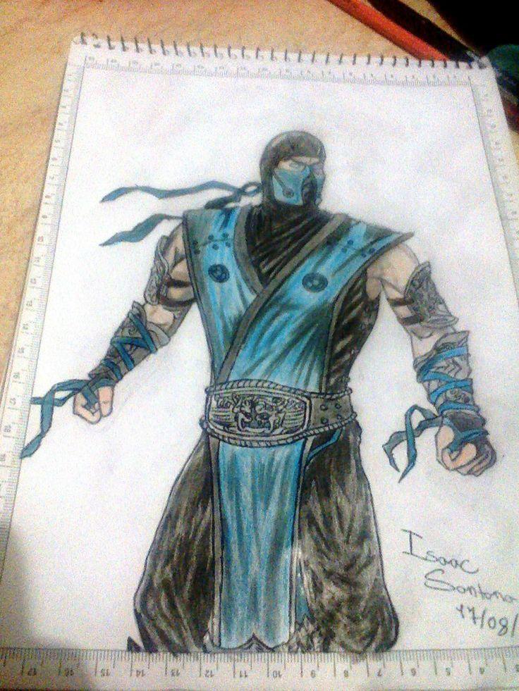 Sub-Zero (Mortal Kombat IX)