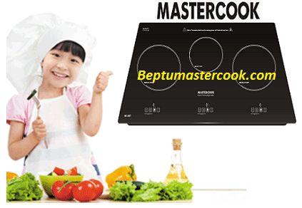Bếp từ Mastercook có hiệu suất nấu nướng cao, nhiều ưu điểm vượt trội