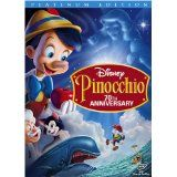 Pinocchio (Two-Disc 70th Anniversary Platinum Edition) (DVD)By Mel Blanc
