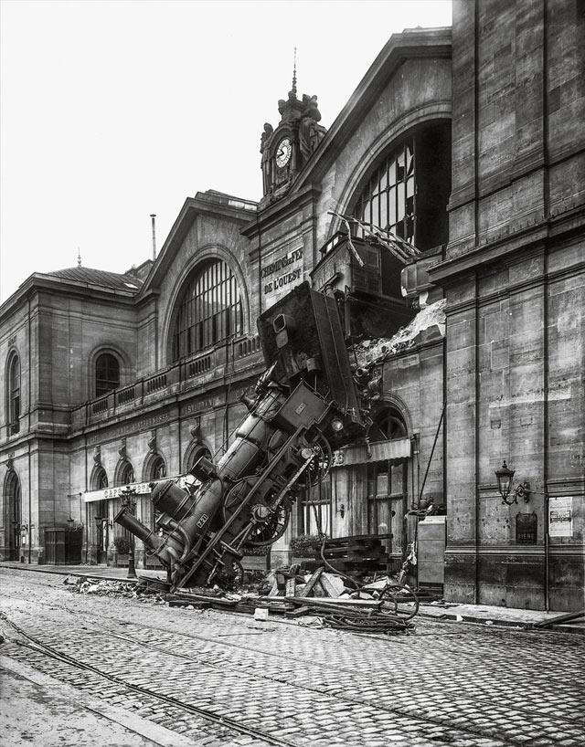 Ferrocaril de Paris. Jean-Claude Gautrand