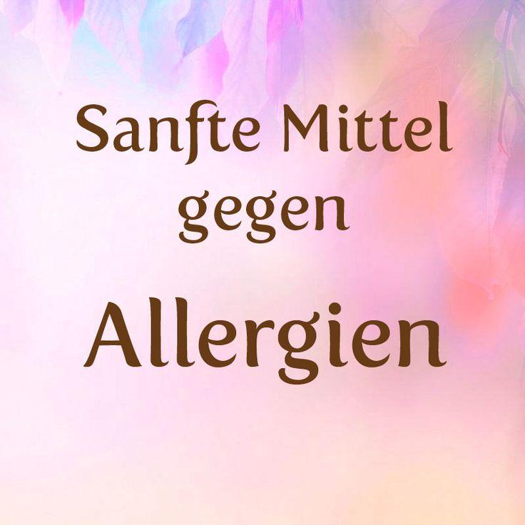 Was hilft gegen Allergien? Oft kann man mit einfachen Mitteln und Hausmitteln etwas tun gegen Allergien - wirksam sind z.B. Akupunktur oder Klimawechsel ...