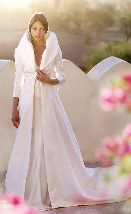 Winter Wedding | Bridal Coats | Eventi e Wedding P. - The Wedding Blog
