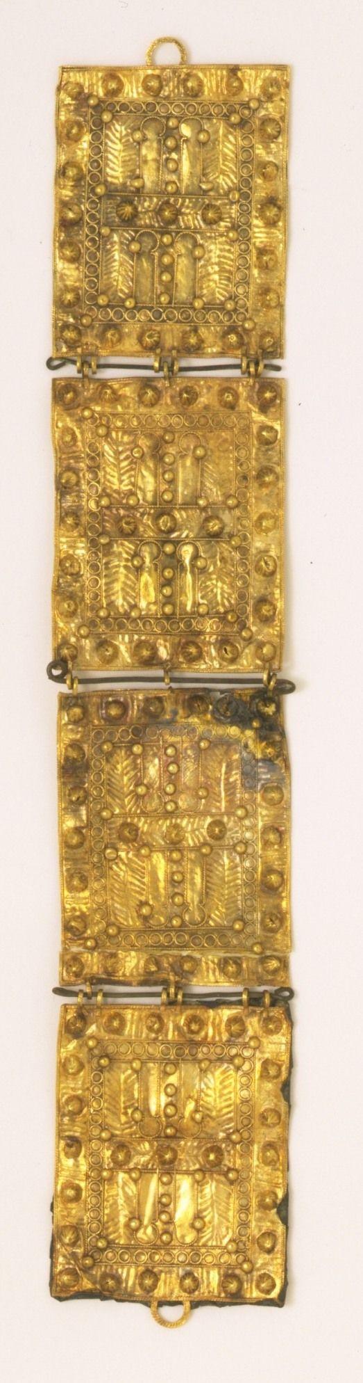 Found in Murcia,Spain  ca 750-1030 CE