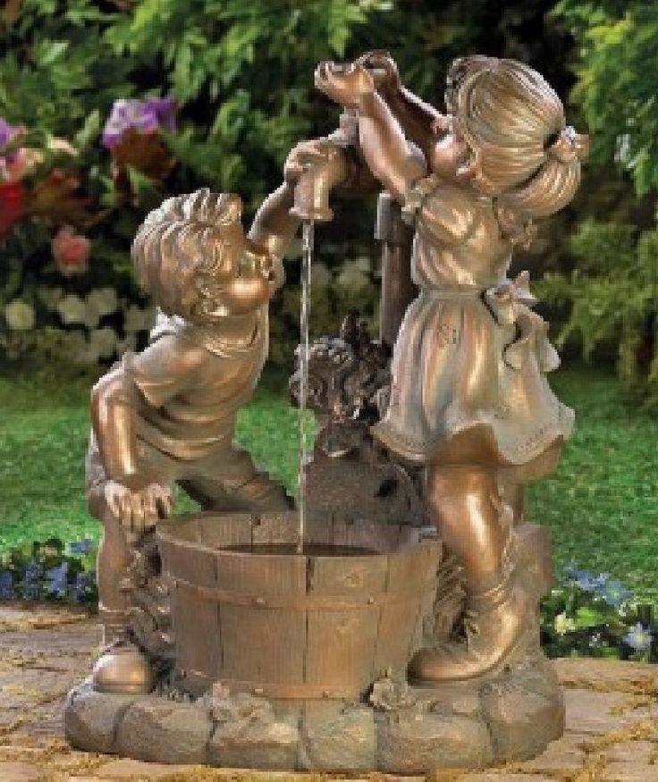 21 best garden ornament images on pinterest garden ideas for Garden decking ornaments