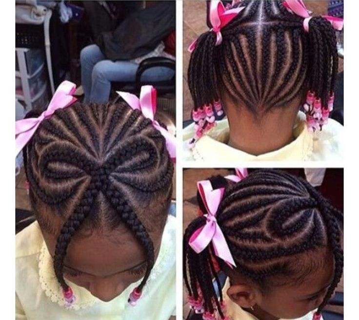 Toddler Hairstyles Short Hair : 214 best cute protective styles for little girls images on pinterest