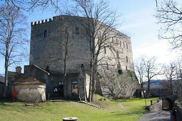 Il Castello Dal Verme di Zavattarello